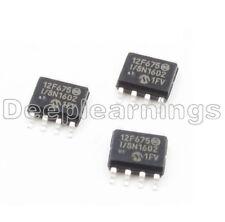 10PCS PIC12F675-I/SN PIC12F675 SOP8 MICROCHIP MCU CMOS 8BIT FLASH-BASE