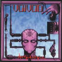 VOIVOD - NOTHINGFACE (1989) Canadian Thrash Metal CD Jewel Case+FREE GIFT