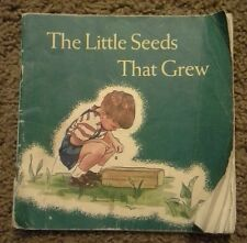 The Little Seeds That Grew by Sara G. Klein, Vintage