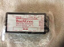 Touchtunes Jukebox Unb To Bal Interface - 700167-001 Rev 4 Brand New Never Used
