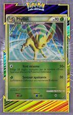 🌈Phyllali Reverse - HS04:Indomptable - 17/90 - Carte Pokemon Neuve Française