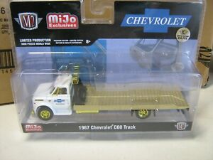 M2 Auto Haulers MiJo Exclusive MJS01 '67 Chevy C60 Rollback SUPER CHASE 1/250