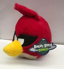"""Angry Birds Space 7 """" Red New w/Tags Rovio Entertaiment"""