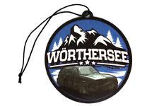 NEW! WÖRTHERSEE LUFTERFRISCHER - GTI TREFFEN VW AIR FRESHENER AUTO CAR GOLF UP!