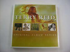 TERRY REID - ORIGINAL ALBUM SERIES - 5CD BOX SIGILLATO 2015