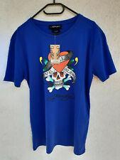Ed Hardy - Herren T-Shirt - Blau - Gr.L - Neu
