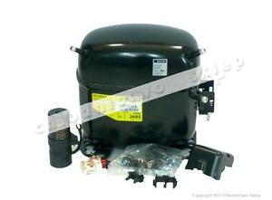 230V compressor Secop SC12CLX 104L2695 60Hz identical as Danfoss R404A/R507 HST