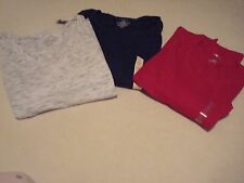 Women Lot of 3  T-Shirt Size XL NWT