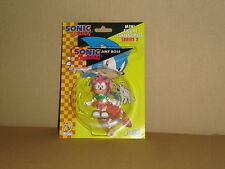 AMY ROSE BY SONIC THE HEDGEHOG MINI FIGURE COLLECTIBLES SERIES 2 NEW IN BLISTER