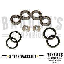 MAZDA 121 MK2 MK3, DEMIO 1.3 1.5 1990>2003 X2 FRONT WHEEL BEARINGS *BRAND NEW*