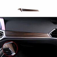 Central Console Instrument Panel Trim For BMW 3 Series G20 2019-2021 Wood Grain