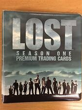 Lost Season 1 Official Inkworks Binder