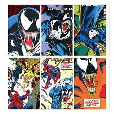 Venom Lethal Protector #1-6 Complete Series Marvel Comics 1993