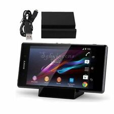 Magnetic Charging Dock Charger For Sony DK31 Xperia Z1 ZU Z1S Compact mini Z2 FE