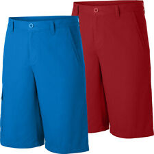 "New Mens Columbia ""Red Bluff"" Cargo Shorts Cotton Pants"