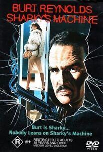 Sharky's Machine - Rare DVD Aus Stock -Excellent