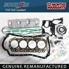 Engine Full Gaskets Set For Isuzu 4JB1 Turbo NHR NKR Pickup Trooper 2.8L Diesel