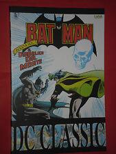 BATMAN- DC CLASSIC- n° 11  EDIZIONE- LION -nuovo DETECTIVE COMICS RARO