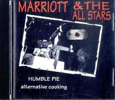 STEVE MARRIOTT & ALL STARS Humble Pie Alternative Cooking CD EXCELLENT