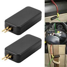 Car SRS Airbag Simulator Emulator Resistor Bypass Fault Finding Diagnostic 2pack