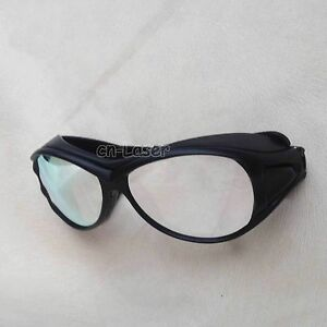 HQ IPL Safety Goggles Protection Glasses 400nm-700nm For IPL Beauty Black