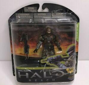 Mcfarlane Toys Halo Reach Halo Reach Series 4 Unsc Marine Action Figure