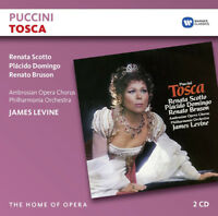 Giacomo Puccini : Puccini: Tosca CD 2 discs (2016) ***NEW*** Fast and FREE P & P