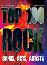 Top 100 Rock Bands, Acts, Artists,Michael Heatley, Ed Potton