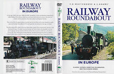 Railway Roundabout In Europe (DVD, 2008)