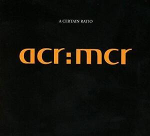 A Certain Ratio - acr:mcr (NEW CD)