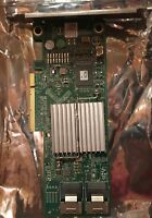 Dell H310 6Gbps SAS LSI 9211-8i P20 IT ZFS FreeNAS Works In Integrated Slot R710