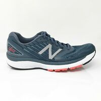 New Balance Mens 860 V9 M860GY9 Blue Running Shoes Lace Up Low Top Size 9 2E