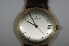 Breitling reloj, ref.2615 con fecha, 750/18k Gold, eta2472