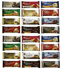 Quest Bars 12/Box 18 Flavors + Variety! **FREE Shipping** Gluten Free