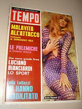 TEMPO=1971/12=JANINE REYNAUD=LELIO LUTTAZZI=CEREDO=TULLIO PERICOLI=FEMMINISMO=