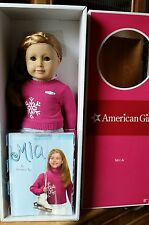 American Girl MIA DOLL+BOOK Doll of the Year 2008 NIB