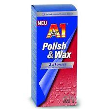 A1 Polish & Wax von Dr. Wack 2750 Politur