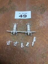 Maestros de guerra 10 Mm-Fuera de imprenta lanzador de hueso no-muertos - 049