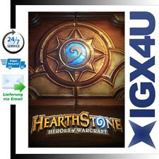 ★ Hearthstone Expert 15 Card Pack für Heroes of Warcraft Karte PC Code Key EU ★
