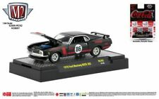 M2 Machines Coca Cola Hobby Release RC02 '70 Ford Mustang Boss 302