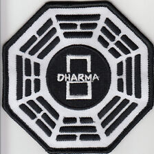 PARCHE PERDIDOS LOST DHARMA THE DOOR PUERTA STATION   PATCH