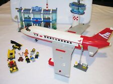 LEGO City Airport #3182 100% Complete (2010)