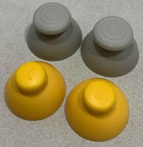 4 X THUMB STICKS CAP REPLACEMENT JOYSTICK CAPS FOR NINTENDO GAMECUBE CONTROLLER
