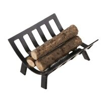 1X(1/12 Dollhouse Furniture Metal Rack with Firewood for Living Room Firepl5M3)