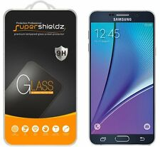 3X Supershieldz Samsung Galaxy Note 5 Tempered Glass Screen Protector Saver