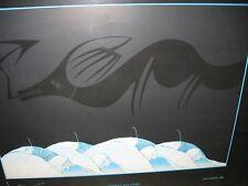 "Rare Early 1982 AMADO MAURILLO PENA- Hand Signed - #44 of 60, Framed- 27.75"""
