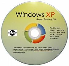 WIN XP 32 Bit System Recovery Software Disc - 2016