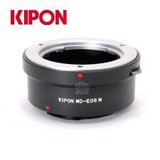 Kipon Adapter for Minolta MD mount to Canon EOS M Interchangeable Digital Camera