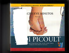 Diecinueve Minutos Jodi Picoult Recorded Books CDs Audiobook Adriana Sanaes
