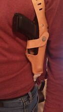 CZ82 Shoulder Holster Leather Surplus CZ 82 83 Makarov (PM) Walther PPK others